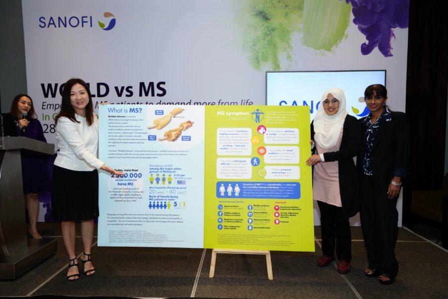 Sanofi Launches Patient Leaflet On Multiple Sclerosis