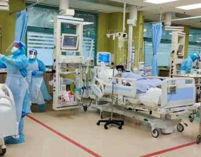 Sg Buloh Hospital ICU 1
