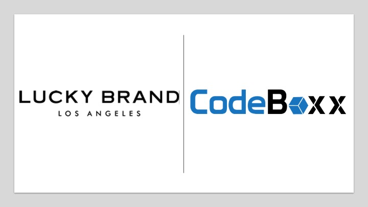 CodeBoxx's Digital Workshop begins the biggest mandate of its history with Lucky Brand!