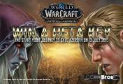 Giveaway: World of Warcraft Battle For Azeroth Beta Key