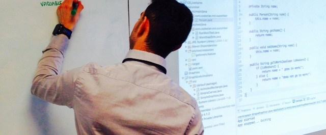 Marc Dinardo, CodeClan Instructor