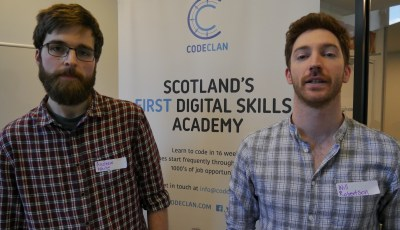 Andrew and Will from Airts