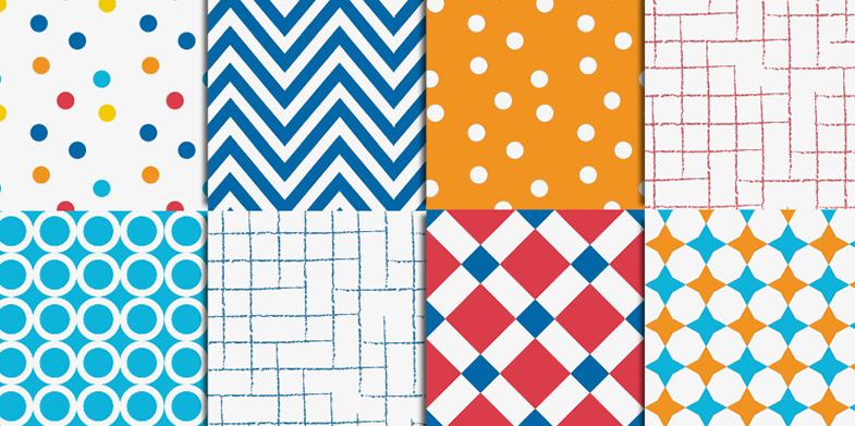 generate seamless background patterns