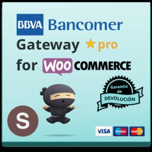 BBVA Bancomer Gateway for WooCommerce Soporte