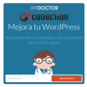 wpdoctor_comprobación_seguridad_codection