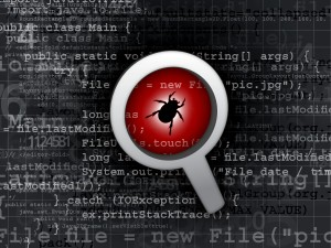 Bug in code