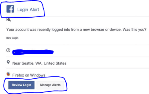 Login Alerts