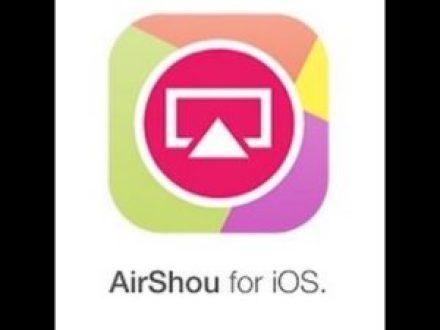 AirShou for iOS