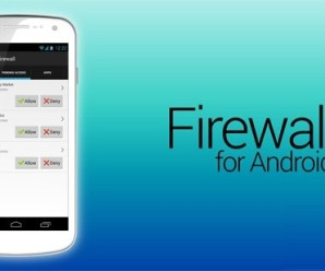 Add Firewall In Android Device