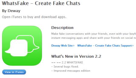 WhatsFake