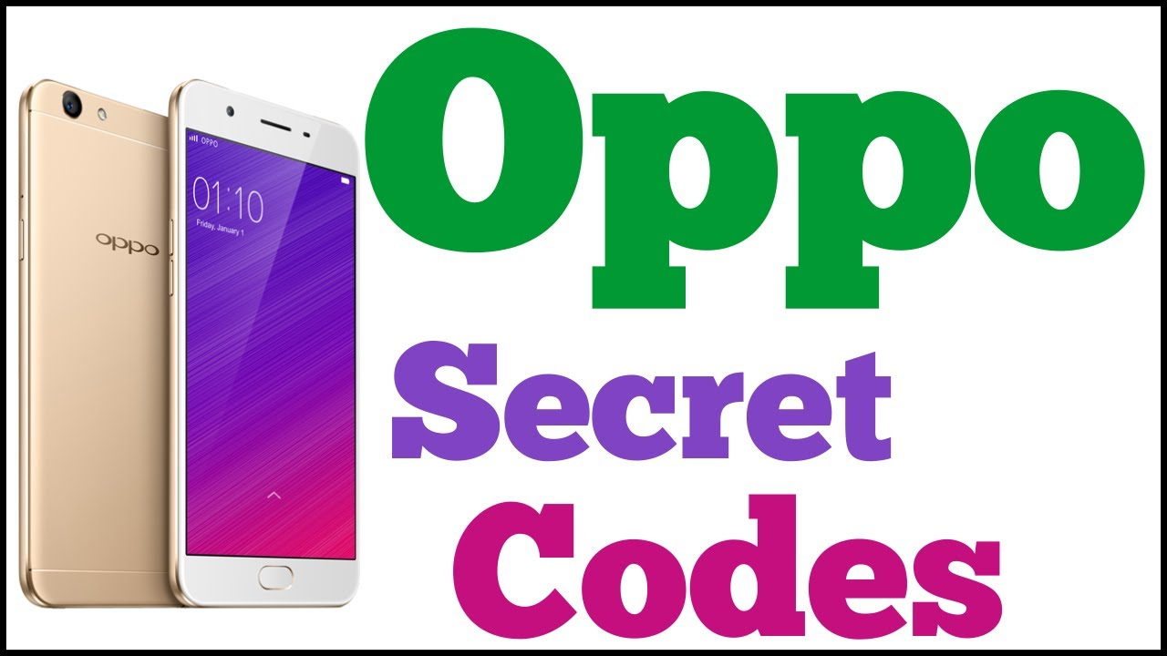 OPPO All Hidden Secret Codes List | | Code Exercise