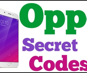 OPPO All Hidden Secret Codes List