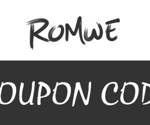 Romwe Coupon Code Top 10 Site List