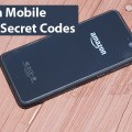 Amazon Mobile Hidden Secret Codes List