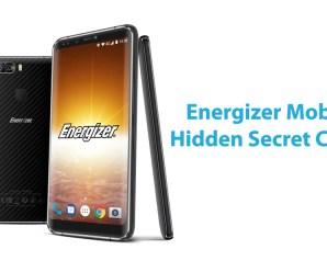 Energizer Mobile Hidden Secret Codes