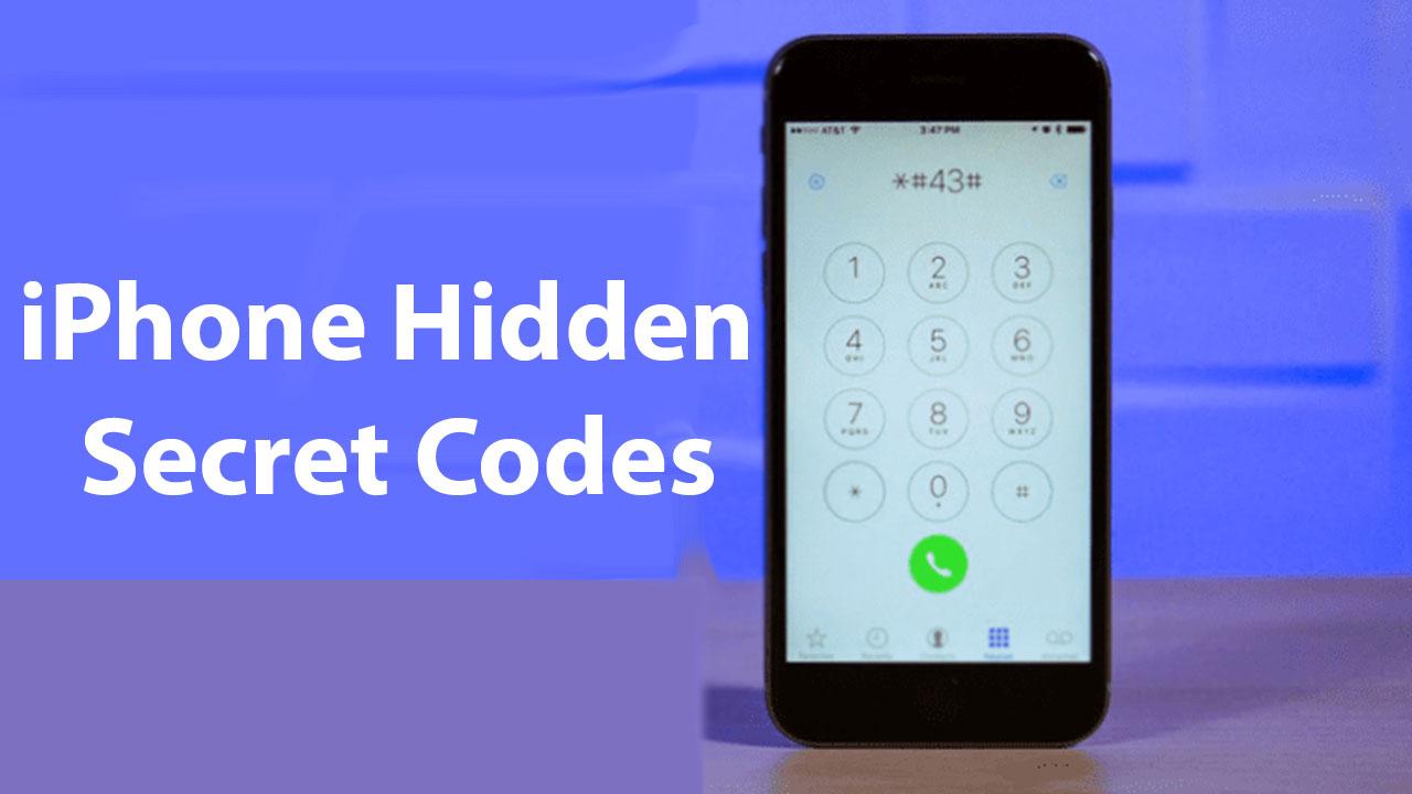 All Iphone Hidden Secret Codes Code Exercise