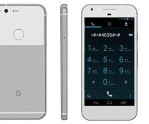 Google Android Hidden Secret Codes List