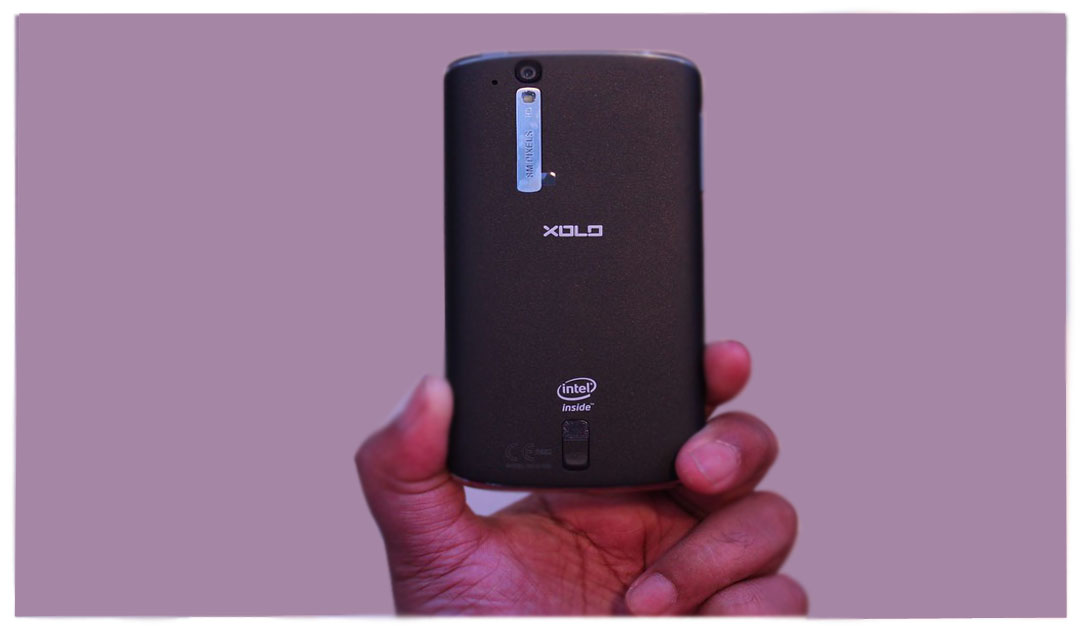 Xolo Android Phone