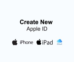 Simple Way to Create New Apple ID on iPad or iPhone
