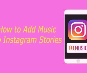 How to Add Music to Instagram Stories [2021]