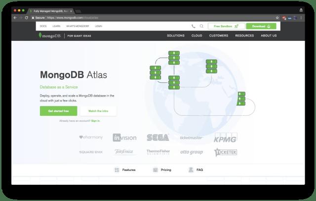 MongoDB Atlas