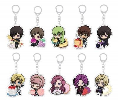 code geass key holders