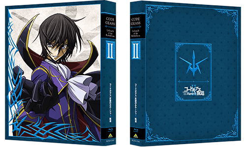code geass koudou transgression blu-ray