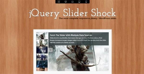 15 Best jQuery Image Slider Plugins | Code Geekz