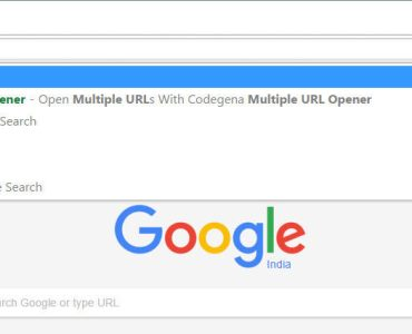 make your website compatible with google chrome omnibox search