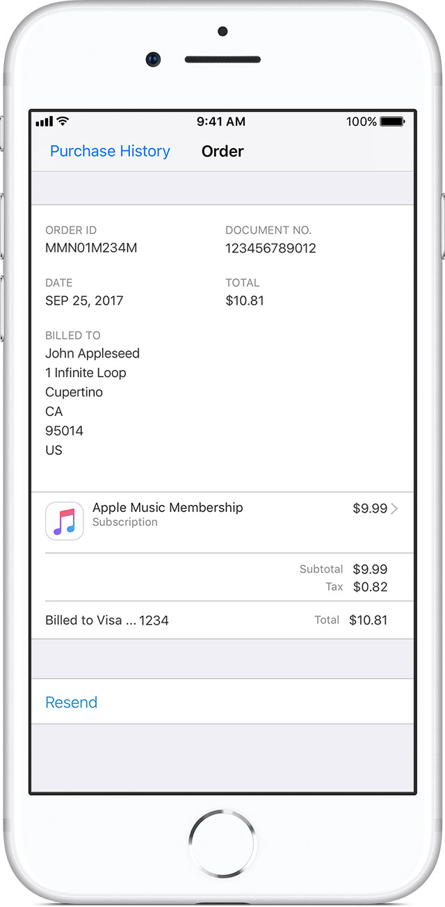 How to view iTunes purchase history in Mac,PC or iPhone