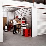 Using a Commercial Self-Storage Rental Unit