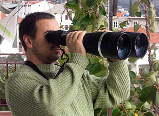 Bigger is not always better with binoculars.
