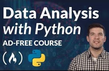 Full Data Analysis Python Course For Beginners
