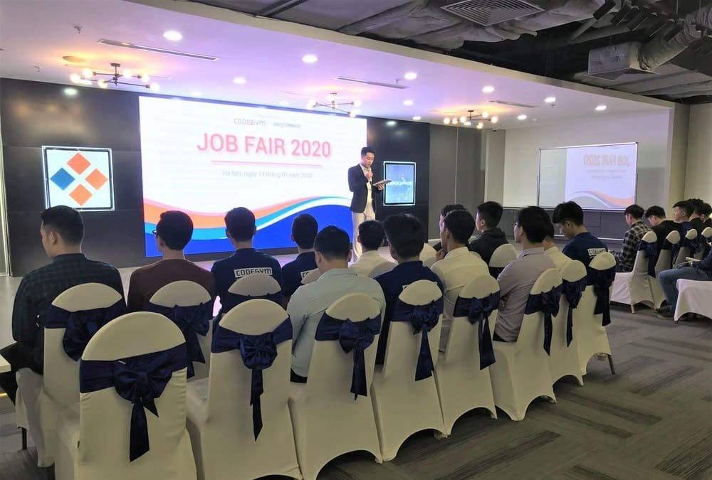CodeGym Job Fair 2020