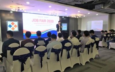 CodeGym Job Fair 2020 – Cầu nối doanh nghiệp và học viên CodeGym
