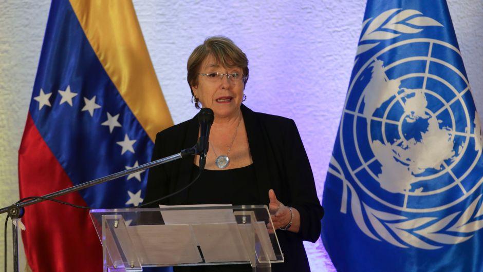 ONG DDHH y Sociedad Civil venezolana respaldan el trabajo del ACNUDH  y exige respeto para sus oficiales presentes en el país