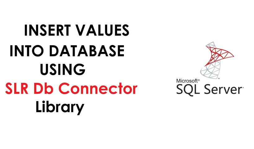 How to Insert values into MS SQL Server using C#