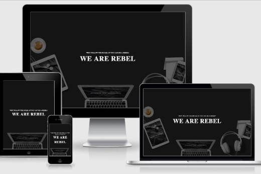 REBEL | Free HTML Template