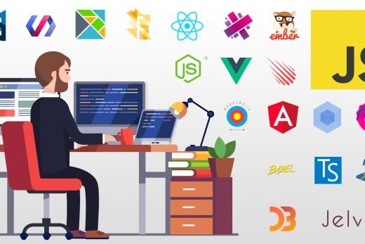 Framework Javascript Terbaik