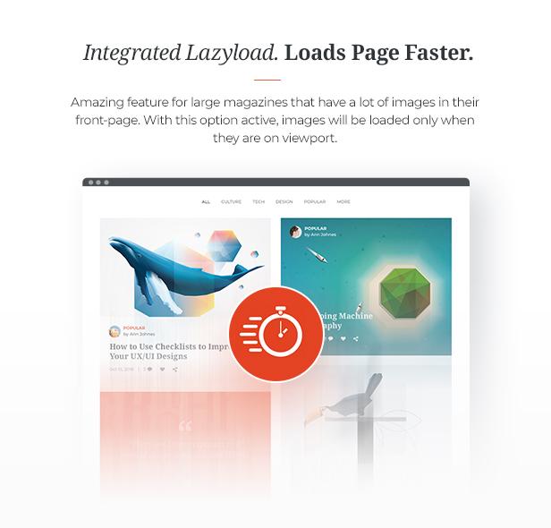 Thype | Multi-concept blog and magazine WordPress theme - 8