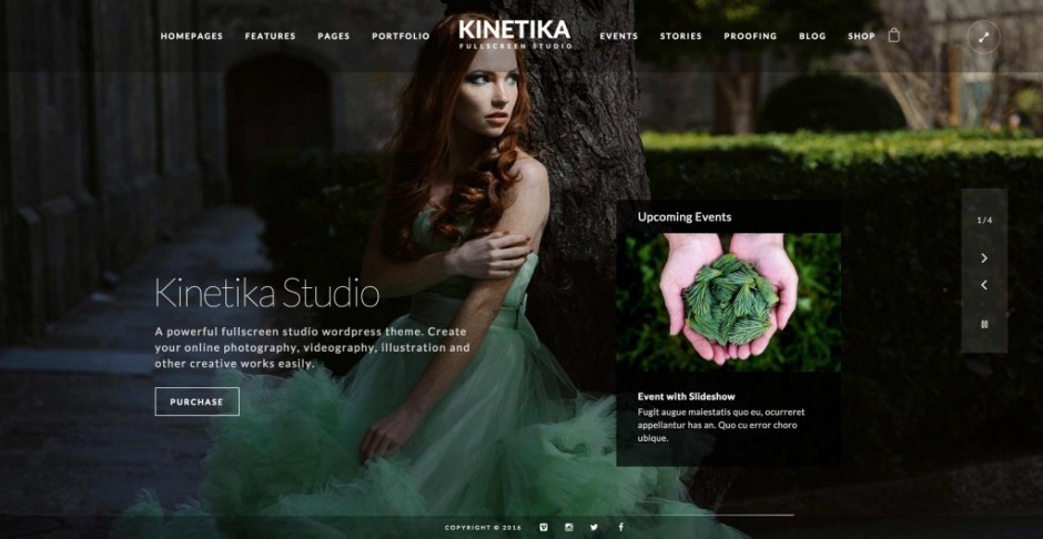 Kinetika Fullscreen Photography Studio Powerful Fullscreen Photography and Video Theme-compressed