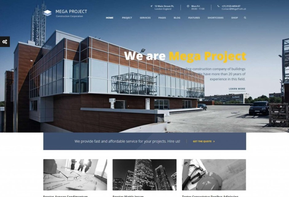 Mega Project Construction WordPress Theme-compressed