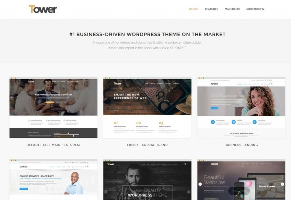 Tower Responsive Multipurpose WordPress Theme-compressed