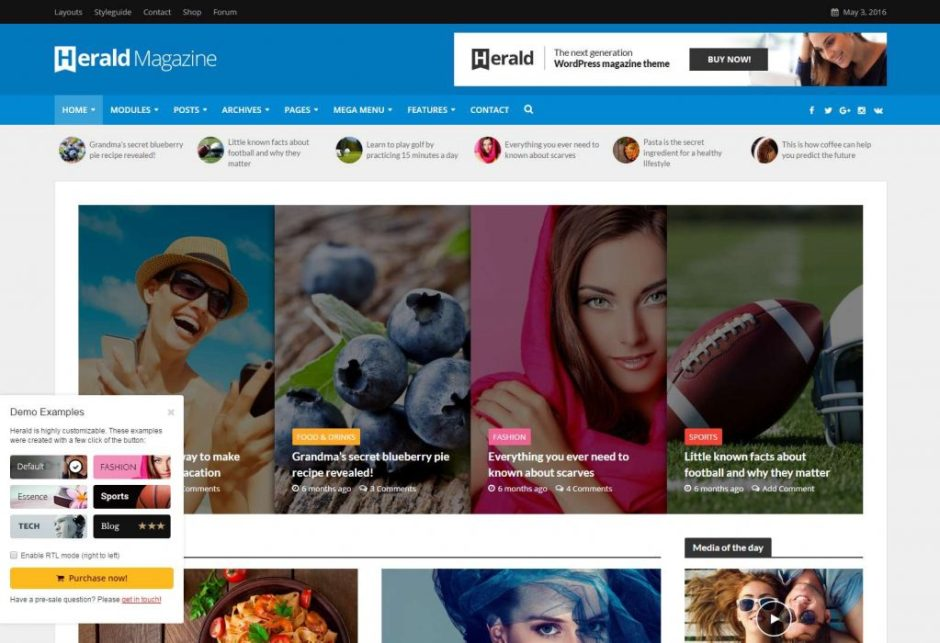 Herald Next Generation WordPress Magazine Theme-compressed