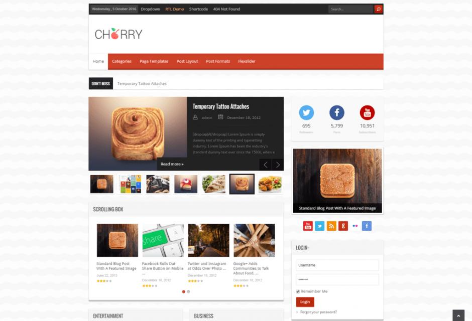 cherry-blog-magazine-news-template-wordpress