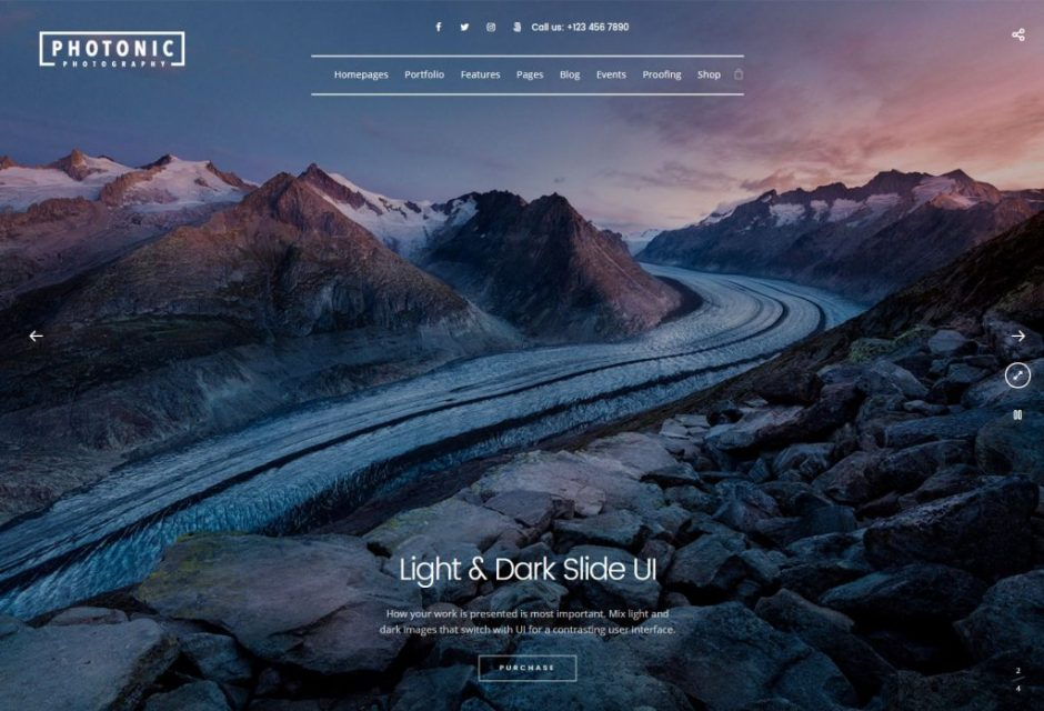 Photonic Photography – Fullscreen Photography Theme for WordPress-compressed