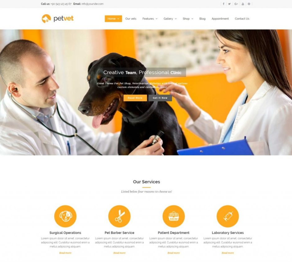 WP Petvet – A Pet Shop Responsive WordPress Theme-compressed (1)