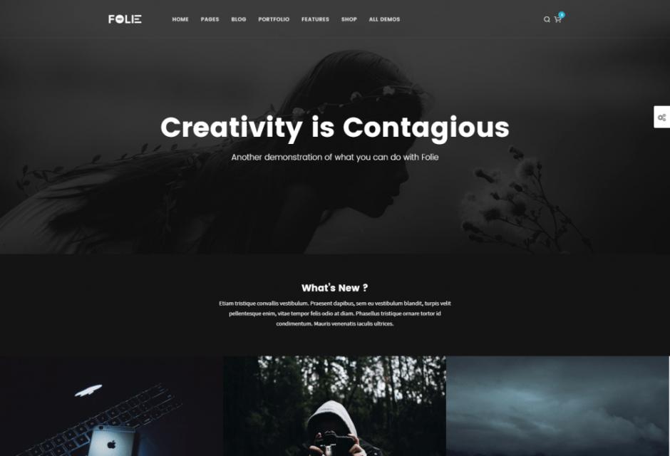 Blog Media Images – Folie – The Website Builder