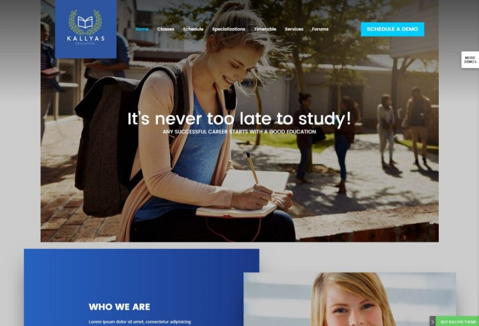 Education – Just another Kallyas Demo Sites site-compressed