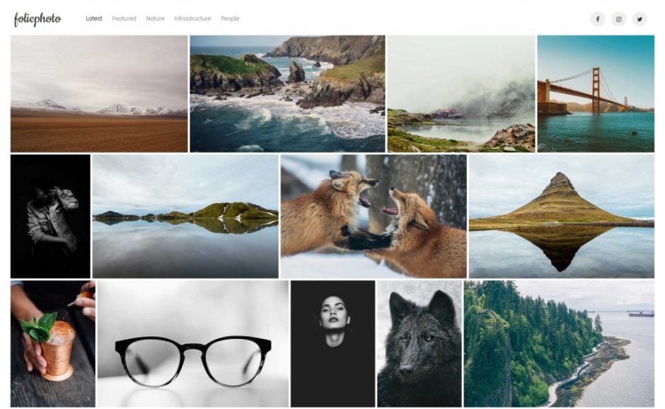 Folie – Photography Creative WP Template – Just another WordPress site (1)-compressed